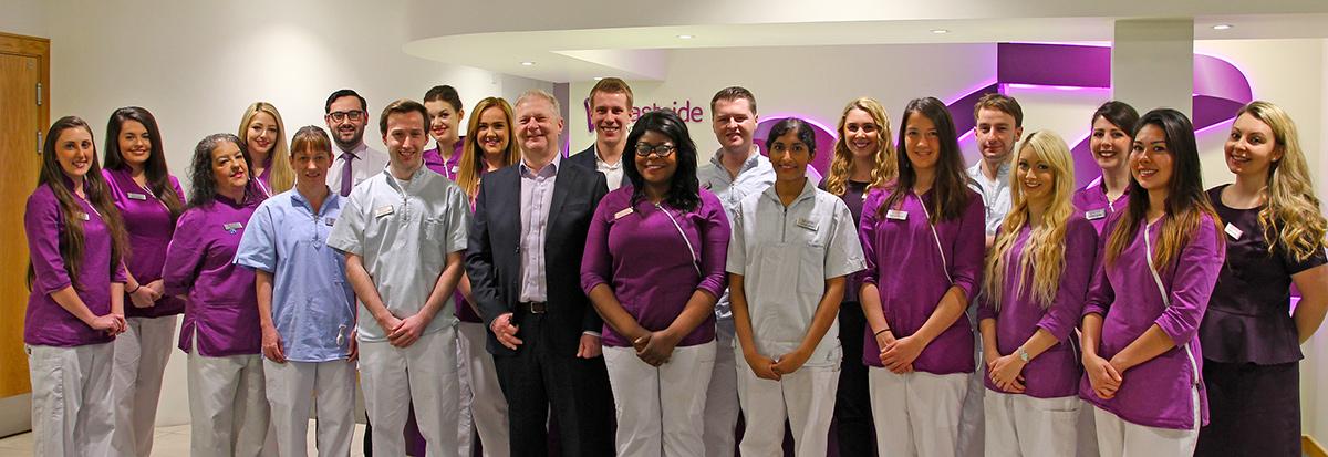 About Us | Eastside Dental Swansea | NHS, Private & Cosmetic
