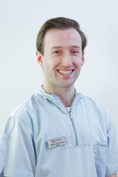 Dr. James Crouch-Baker